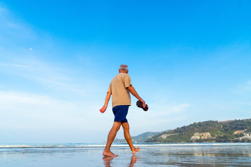 Senior Balance and Fall Prevention in CT
