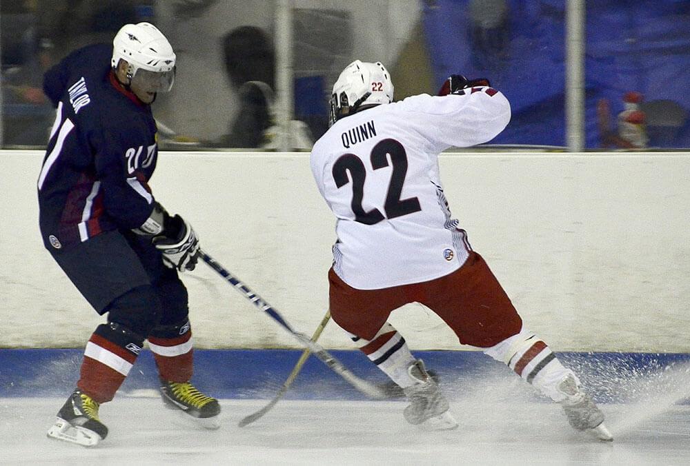Ice Hockey 2020 ICAN Sports Medicine Cura Centers CT